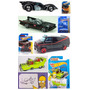 Hot Wheels Batimovil Arkhan, 66, A Team The Homer Solo Envio