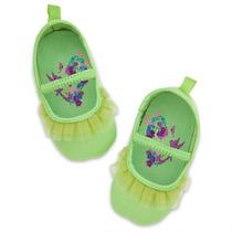 Zapatos Blancanieves Rapunzel Tinker Disney Store Bebas Tela