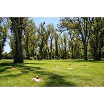 Vendo Parcela A Estrenar En Cementerio Parque La Floresta