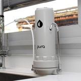 Purificador Agua Pura H2o Filtro Sobre Mesada Elimina Cloro
