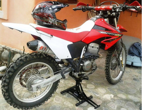 968bcffbb6d Banco Elevador Caballete Soporte Motos Enduro / Cross. $2199 hudAM ...