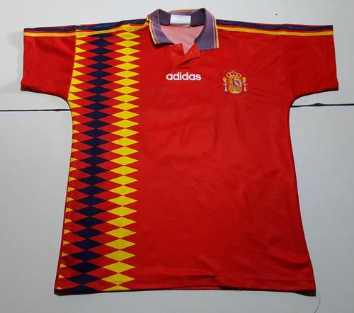 204d802ef4ed4 Camiseta De España Rombos Marca adidas  5