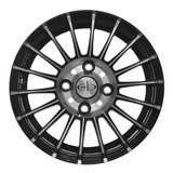 Llanta Deportiva Eb Sc B Rodado 15 Peugeot Ford Ka 4x108