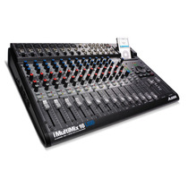 Alesis Imultimix 16 Usb Mixer Con Dock Para Ipod