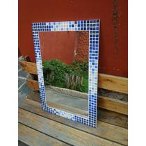 Espejo Con Venecitas 60x50