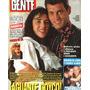 Sergio Goycochea Deborah De Corral Charly Alberti Gente 1993