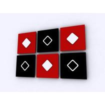 Cuadros Modernos Minimalistas En Relieve (modulos)