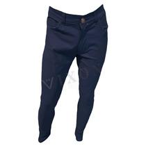Pantalon Chupin Gabardina Elastizado