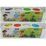 Disney Dough Masa Para Modelar X 4 Potes Grandes Toy Story