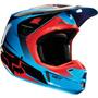 Casco Motocross Fox Head - V2 Imperial