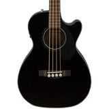 Bajo Electroacústico Fender Cb-60sce Black