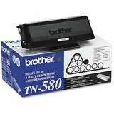 Toner Brother Original Tn-580 Tn 580 Dcp 8060 Mfc 8460 5240