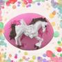 Molde Silicona Caballo Unicornio !! No Es Caucho