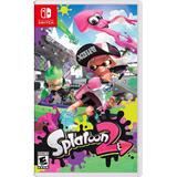 Splatoon 2 Nuevo Fisico Nintendo Switch Dakmor Canje/venta