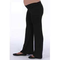 Pantalón Maternal Palazo Para Embarazada (futura Mamá)