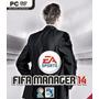 Fifa Manager 14 Original Pc - Descarga Digital