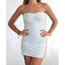 Vestido Tunica Top Spandex Sexy Importado Comodin