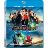 Spiderman Far From Home Blu-ray 1080 Maxima Calidad!