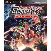 Dynasty Warriors: Gundam Reborn Ps3 Digital Express Game