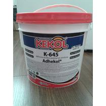 Adhesivo Para Pisos De Madera Y Flotantes Kekol K-645 4 Kg