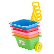 Carro guarda juguetes carro de arrastre juegos de aire libre y agua en mercado libre argentina - Carro porta sillas playa ...