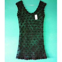Tejidos Artesanales A Crochet: Vestido - Playa!