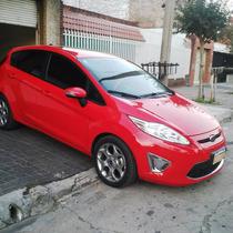 Ford Fiesta Kinetic Desing Titanium Titular Excelente Urg,
