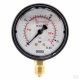 Manómetro D50 WIKA 0-315 Bar Radial 1/4