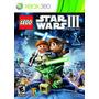 Juego Xbox Lego Star Wars Iii En Español