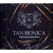 Tan Bionica: Obsesionario - Black Edition (cd + Dvd)