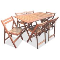 Muebles de jard n juegos de muebles de jard n madera con for Muebles de jardin precios