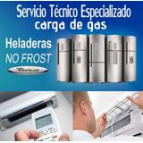 Carga Gas Heladera Service Reparacion Split Aire Reparacion