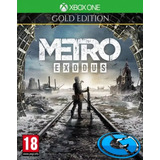 Metro Exodus Gold Ed. / Xbox One Digital Offline