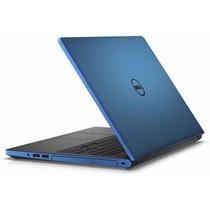 Notebook Dell Inspiron Azul Amd A8 15.6 12gb 2tb (2000gb)
