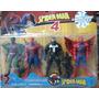 Set 4 Muñecos De Spiderman Hombre Araña Venom Duende Verde