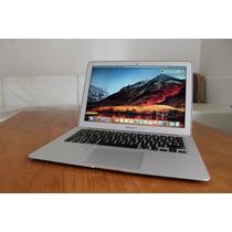 Macbook Air 13 Mid 2011 Core I5 1,7gz -4gb Ram- Ssd 128gb !!