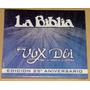 Vox Dei La Biblia En Vivo 25 Aniversario Cd Sellado