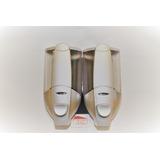 Dispenser Doble Pared Jabon Shampoo Crema 600ml Florida-home
