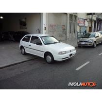Volkswagen Gol Gli 3.ptas Base Muy Buen Estado! Imolaautos-