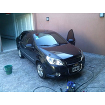 Chevrolet Aveo G3 2012 Gnc 5ta Lt Unica Mano Impecable $185