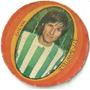 Figurita Futbol - Fulbito 1974 - Silva - Banfield