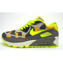 Zapatillas Hombre Nike Max 90 Importada Minimal Store