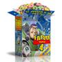 Kit Infantil Fiesta Buzz Lightyear + Invitacion Cajita 2x1