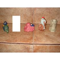Colección Una Noche En El Museo 2 - Mc Donalds 2009