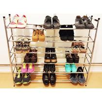 Zapatero De 6 Pisos Para 30 Pares Mueble Zapatos