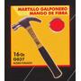 Martillo Galponero Mango De Fibra Black Jack G037 #
