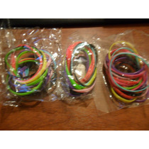 One Direction Lote De 60 Pulseras