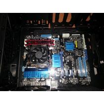 Combo Asus M5a97 Evo 2.0 + Amd Fx 8320 + 8gb Ram Ddr3 + H80i