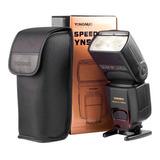 Flash Yongnuo Yn-565ex P/ Nikon Canon Funciona Ttl Garantia