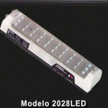 Luz De Emergencia 30 Led Atomlux Mod 2028